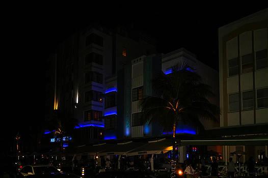 ED GLEICHMAN - Lights Around Casablanca