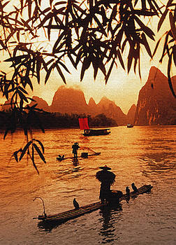Dennis Cox - Lijiang bamboo