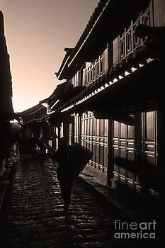 James Brunker - Lijiang Old Town Yunnan China