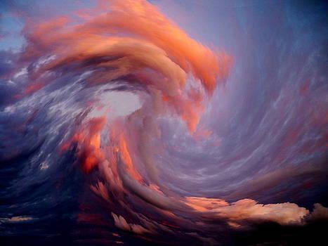Like A Wave In The Sky by Beto Machado