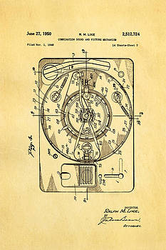 Ian Monk - Like Sound and Picture Player 2 Patent Art 1950