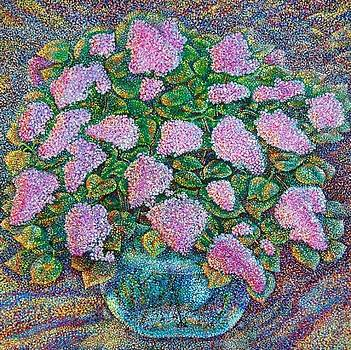 Lilac by Andrey Kuznetsov