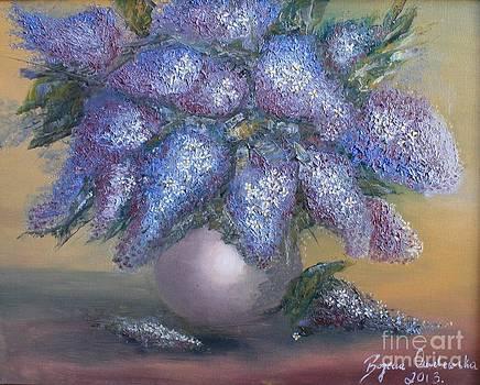 Lilac by Bozena Chmielewska