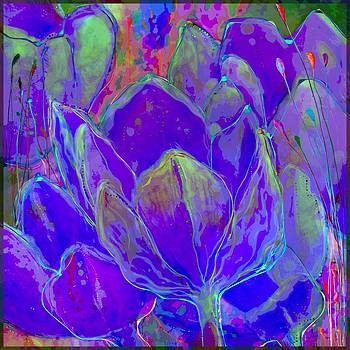 Lilac Fusion by Mary Eichert