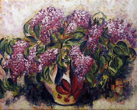 Lilac by Vladimir Kezerashvili