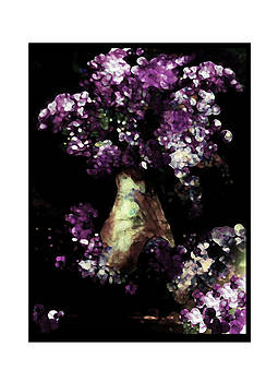 Lilacs in Darkness by Lee Green