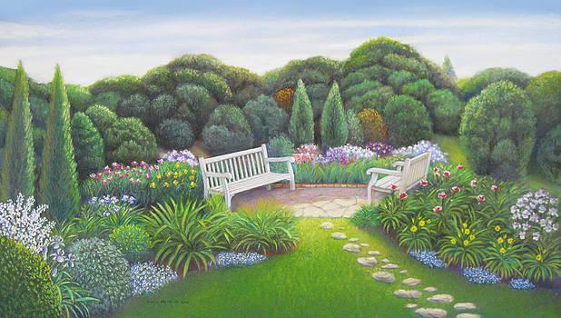 Lilies  by Bruce MacBride
