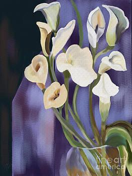 Lilies by Sydne Archambault