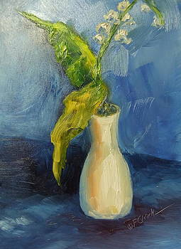 Donna Pierce-Clark - Lily of the Valley