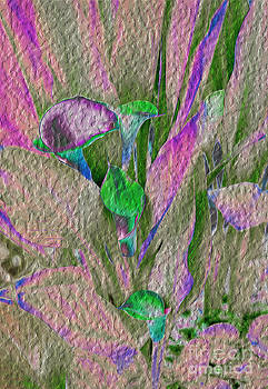 Mae Wertz - Lily Tapestry