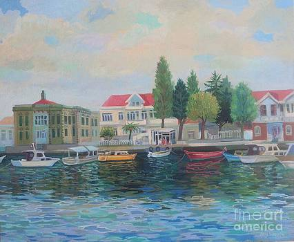 Liman by Yavuz Saracoglu