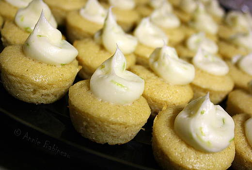 Lime Baby Cakes by Anne Babineau