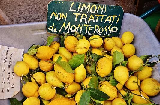 Limoni non trattati by Dany Lison