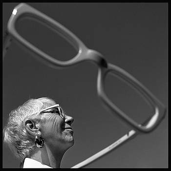 Lina Wertmuller / photographed by Augusto De Luca. 35 by Augusto  De Luca
