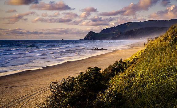 Lincoln Beach by Blanca Braun