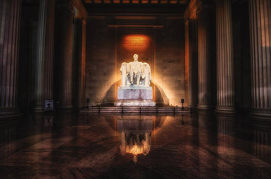 Lincoln Memorial by Daniel Potter