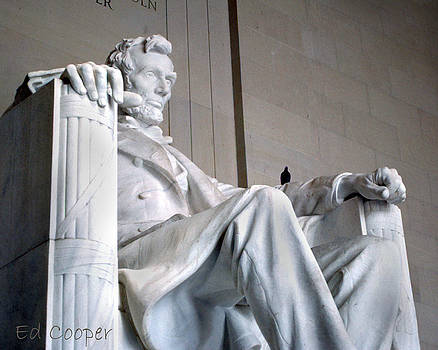 Lincoln Memorial by Ed Cooper