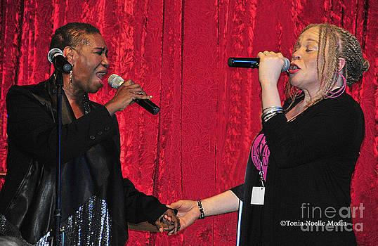 Linda and LaRhonda by Tonia Noelle