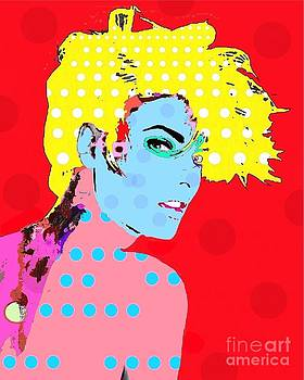 Linda Evangelista by Ricky Sencion