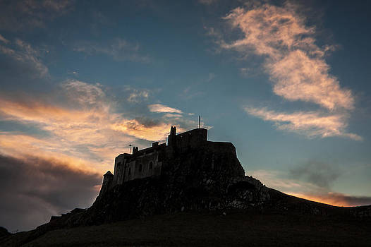 Lindisfarne Castle by Andy Stuart