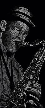 Line of Jazz by Andrew Frey