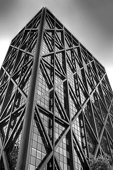 Lines and Glass by Richard Hinds