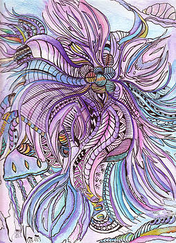 Lion Fish by Diane Maley