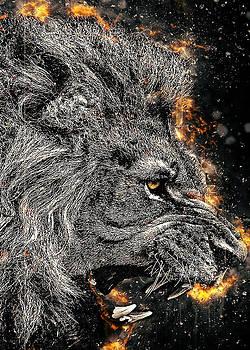 Lion Fury 2 by Renato Armignacco