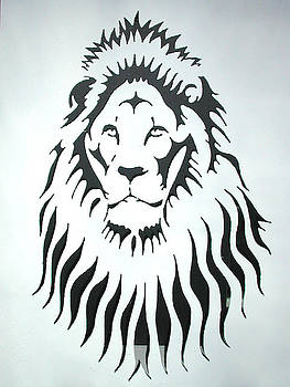 Lion by Gary Wind