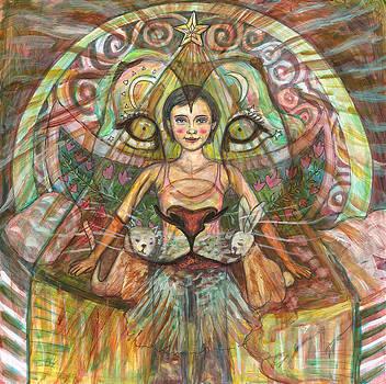 Lion Heart by Elizabeth D'Angelo