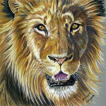 Michelle Wrighton - Lion King