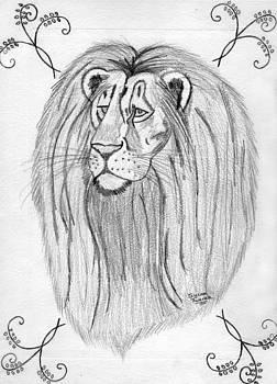 Lion by Susan Turner Soulis