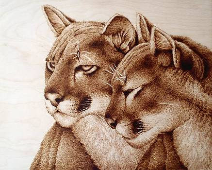 Lionesses by Cara Jordan