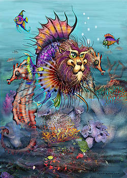 Lionfish by Kevin Middleton