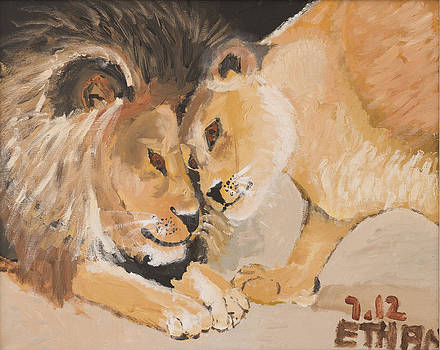 Lions by Ethan Altshuler