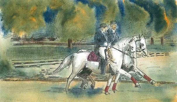 Marko Jezernik - Lipica - Riding school