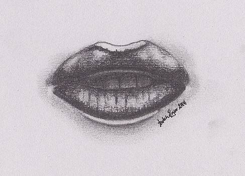 Lips by Natalie Rogers