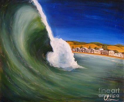 Liquid dreams by M Oliveira