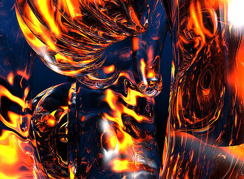 Liquid Fire by Digital  Hiccup
