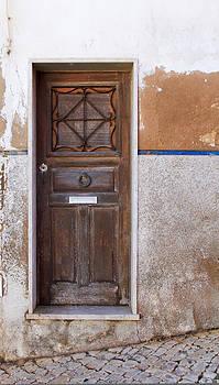 Lisboa Pattern Door by Calvin Hanson