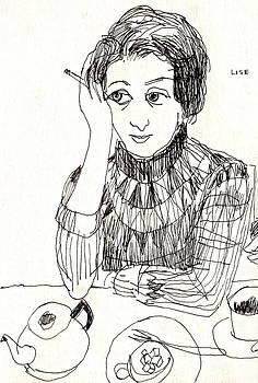 Lise Roche Bragg by Donovan OMalley