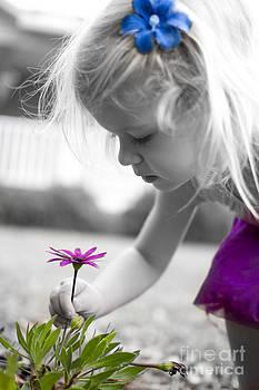 Little Angel by Dustin K Ryan