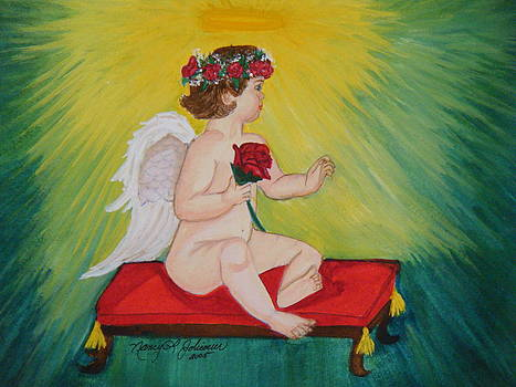 Little Angel by Nancy L Jolicoeur