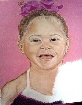 Little Ballerina by Lorna Lorraine