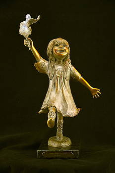 Little Bear Dancer by Barb Maul