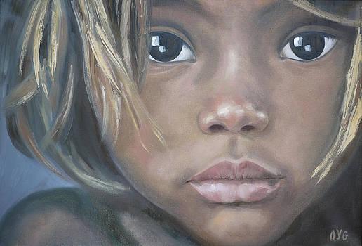 Little beauty by Olga Yug