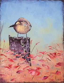 Little Bird #10 by Carolyn Doe