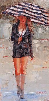 Little Black Suit by Laura Lee Zanghetti