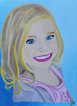 Little Blondie by Jennifer Hayes