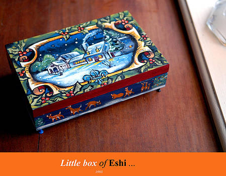 little box of Eshi  by Gino Carrier